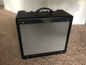 Fender Blues Jr. III w/ soft cover for Sale in Durham, NC