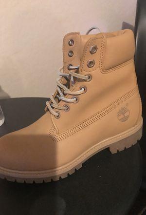 Timberlands boots new size 7 1/2 men 9 women for Sale in Phoenix, AZ