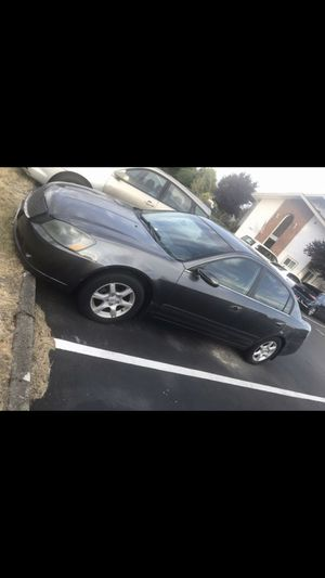 05 Nissan Altima SUPER GOOD DEAL!! for Sale in Federal Way, WA