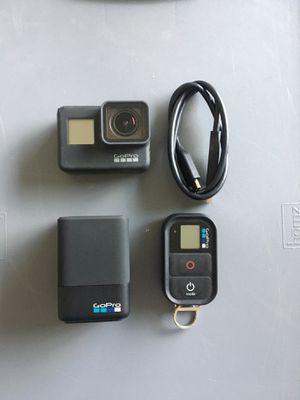 GoPro Hero 7 Black w extras. for Sale in Clovis, CA
