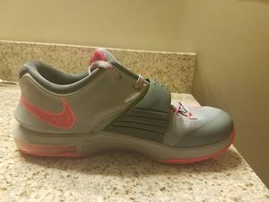 Youth Nike KD 7 Calm Before The Storm for Sale in Williamston, NC