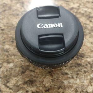 CANON CAMERA LENS 22MM *4462-3* for Sale in Tacoma, WA