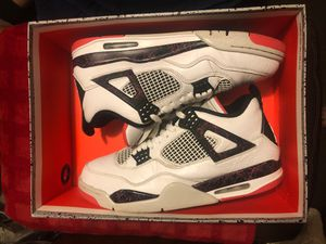 Air Jordan 4 retro for Sale in Los Angeles, CA