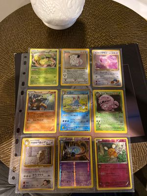 Random Pokémon cards for Sale in WA, US