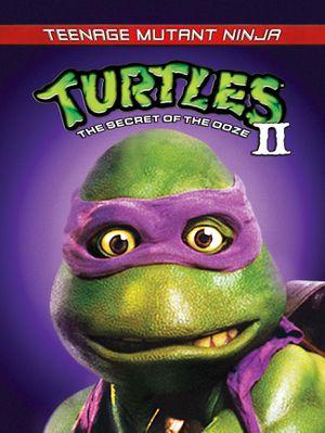 Teenage Mutant Ninja Turtles II: The Secret of the Ooze HD Digital Movie Code for Sale in Saginaw, TX