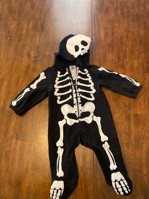 Baby skeleton costume for Sale in Lathrop, CA
