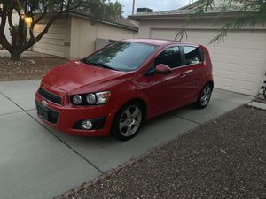 2012 Chevy Sonic LTZ for Sale in Tucson, AZ