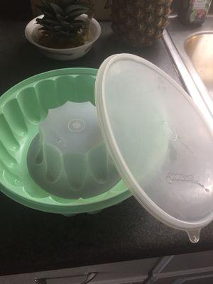 Vintage Tupperware Jello mold for Sale in Sarasota, FL