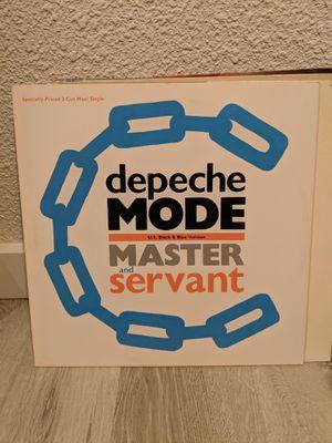 Vinyl Single-Depeche Mode-Master and Servant for Sale in Seattle, WA