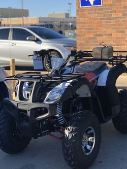 Bull 200 automatic upgraded atv on sale for Sale in Dallas,  TX