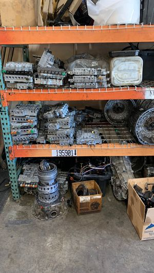 BMW Mercedes Audi Land Rover Audi and jaguars transmissions and parts for Sale in Ontario, CA