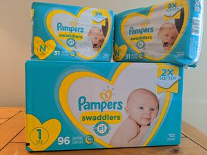 Pampers Bundle for Sale in Middleburg, FL