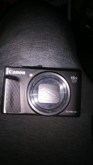 Canon SX740HS for Sale in Vancouver, WA