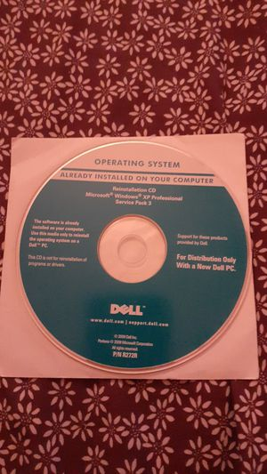 Windows xp sp3 for Sale in Hopewell, VA