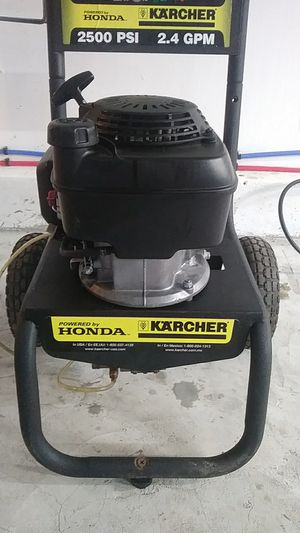 Honda pressure washer for Sale in Lawrence, MA
