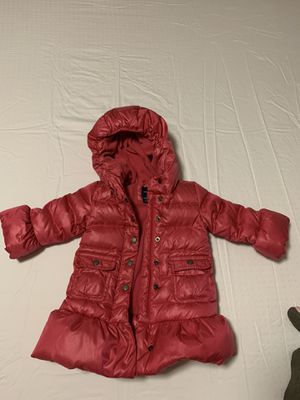 Snow 18 months jacket and boots size 6 toddler for Sale in Miami, FL