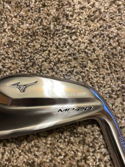 Flawless Mizuno HMB 5-PW Irons.Nippon Modus3 Tour 105 Regular Flex Shafts.Made In Japan for Sale in Pasco, WA