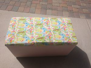 Kids toy chest for Sale in Chula Vista, CA
