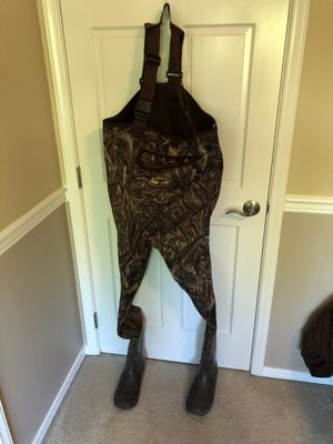 Hunting/Fishing Waders - size 11 for Sale in Kirkland, WA