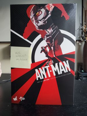 Hot Toys Antman 1/6 scale figure for Sale in Rancho Cucamonga, CA