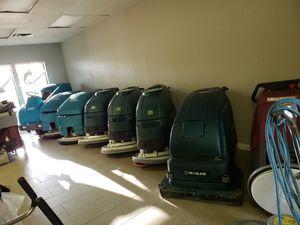 Floor scrubbers!!!! for Sale in Las Vegas, NV