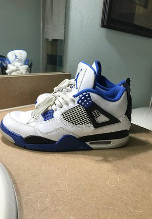 jordan motorsport 4s size 10 for Sale in Union Park, FL