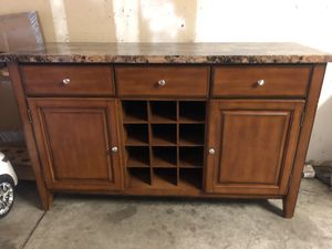 Wine cabinet for Sale in Ontario, CA