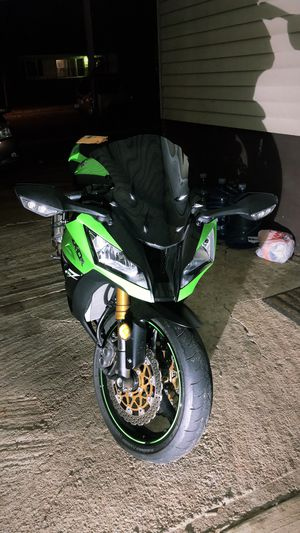 2014 ZX10R LOW MILES!!! for Sale in Springfield, VA