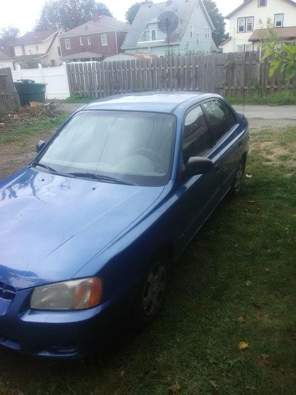 2001 Hyundai accent $800 obo