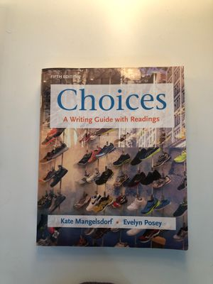 Choices Fifth Edition for Sale in Yorba Linda, CA