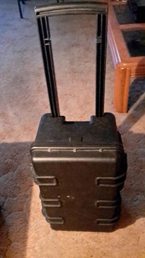 Hard shell camera case for Sale in Augusta, KS