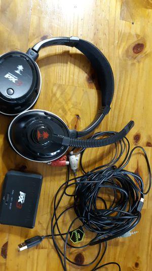 Turtle Beach Headphone PC Mac/PS 3/X Box 360 for Sale in Sanford, NC