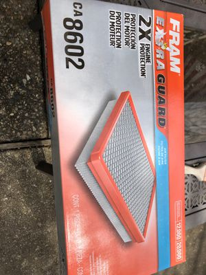 Fram Extra Guard Air Filter Never Opened for Sale in Normal, IL