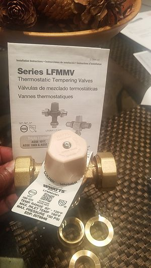 Brand new Watts LFMMV Faucet Valve for Sale in Fort Washington, MD