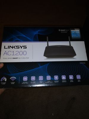 Linksys Router for Sale in Lutz, FL
