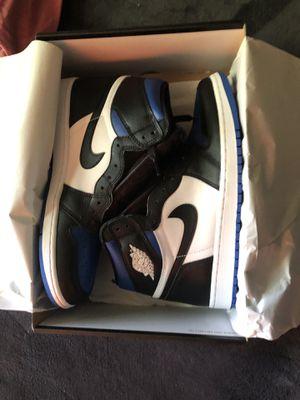 Jordan 1 royal toe for Sale in Chillum, MD