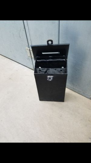 Very Sold HEAVY DUTY Metal Mail Box for Sale in Fresno, CA