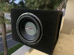 10 inch Subwoofer for Sale in Santa Ana, CA