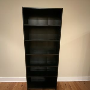 "IKEA Black Brown Billy Bookcase Shelves 31""Wx80""Hx10.5""D for Sale in Edmonds, WA"