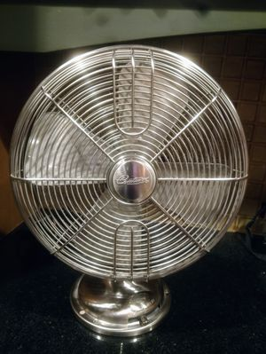 Hunter Retro Table Fan for Sale in Pleasant Hill, IA