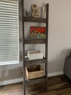 Shelf ladders and tables for Sale in Phoenix, AZ