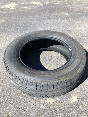 Lightly Used Michelin Snow Tires Cheap for Sale in Newton, MA