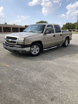 Chevy Silverado 2005 for Sale in Houston, TX