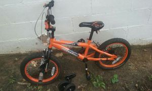 Toddler mongoose bike bmx trick for Sale in Atlanta, GA