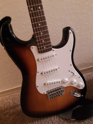FENDER Guitar Starcaster With Bag for Sale in Portland, OR