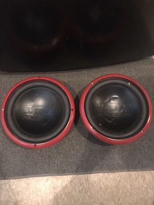 "2 12"" sdx pro audio Subs for Sale in Camden, NJ"