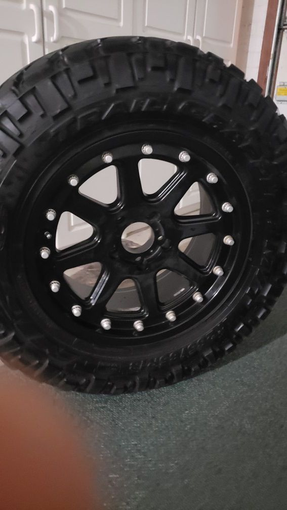 nitto wheels for jeep