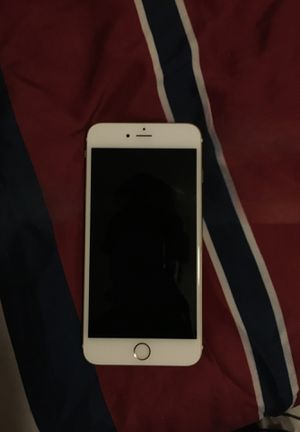 iPhone 6+ with costum air pods for Sale in Columbia, SC