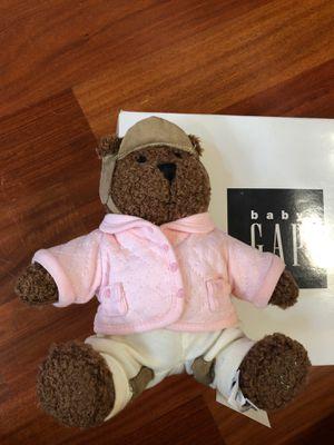 Baby Gap stuffed bear for Sale in Chula Vista, CA