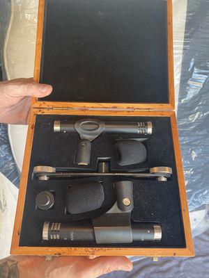 M-Audio microphones Pulsar II (2) in box for Sale in Monterey Park, CA